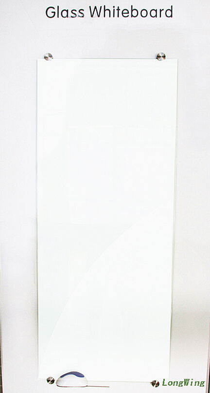 LongWing Customized Size Dry Erase Glass-board Magnetic Whiteboard for Office And School